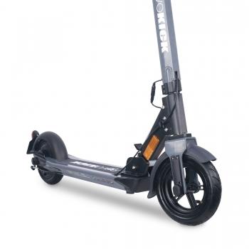 REVOKICK S2 Escooter nach eKFV Grau 8 Ah Lithium