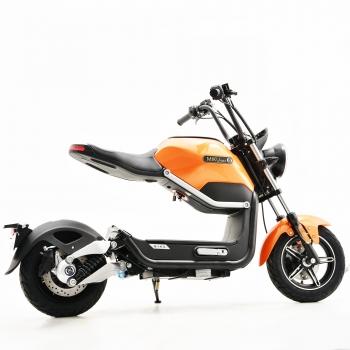 MIKU-MAX E-Scooter 60V 20AH 45km/h Einsitzer Elektroroller mit Strassenzulassung